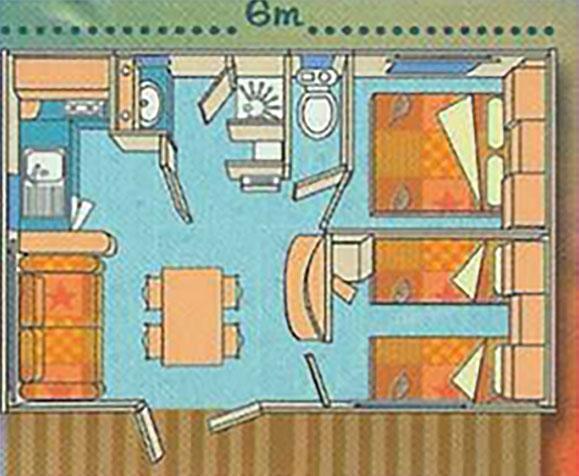 Plan Des Chalets Cannelles