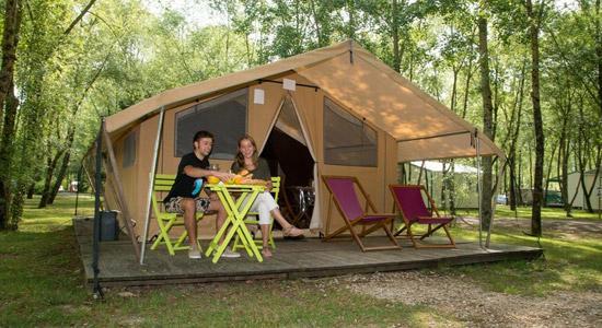 Camping Sites Et Paysages Les Saules Cheverny Cabatentes