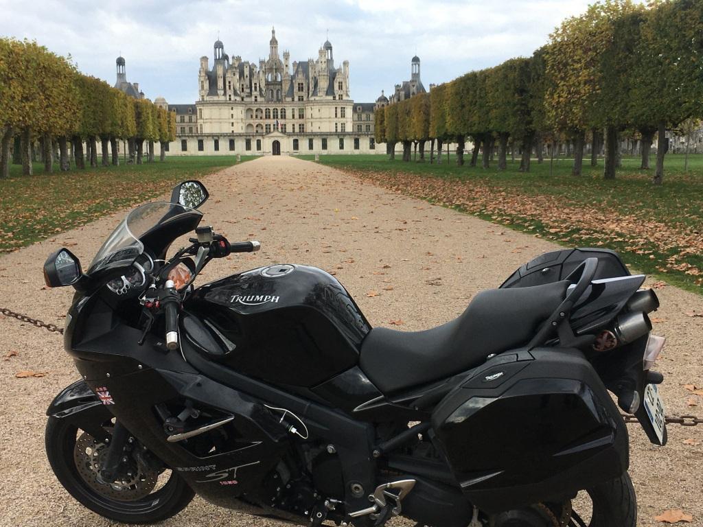 Découvrez les Châteaux à Moto
