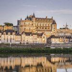 The royal castle of Amboise