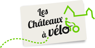 Logo Les Chateaux A Velo - Camping les Saules Sites and Landscapes Cheverny Loire Valley