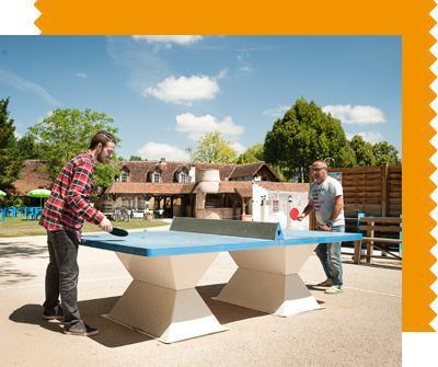 Visuel Table de Ping Pong