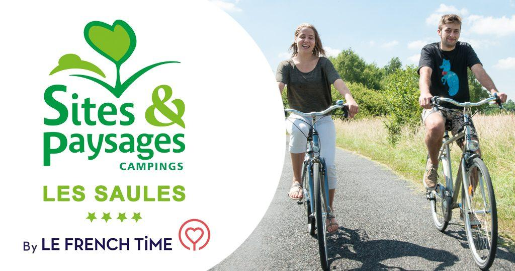 Camping Sites Et Paysages Cheverny Cycling Castles
