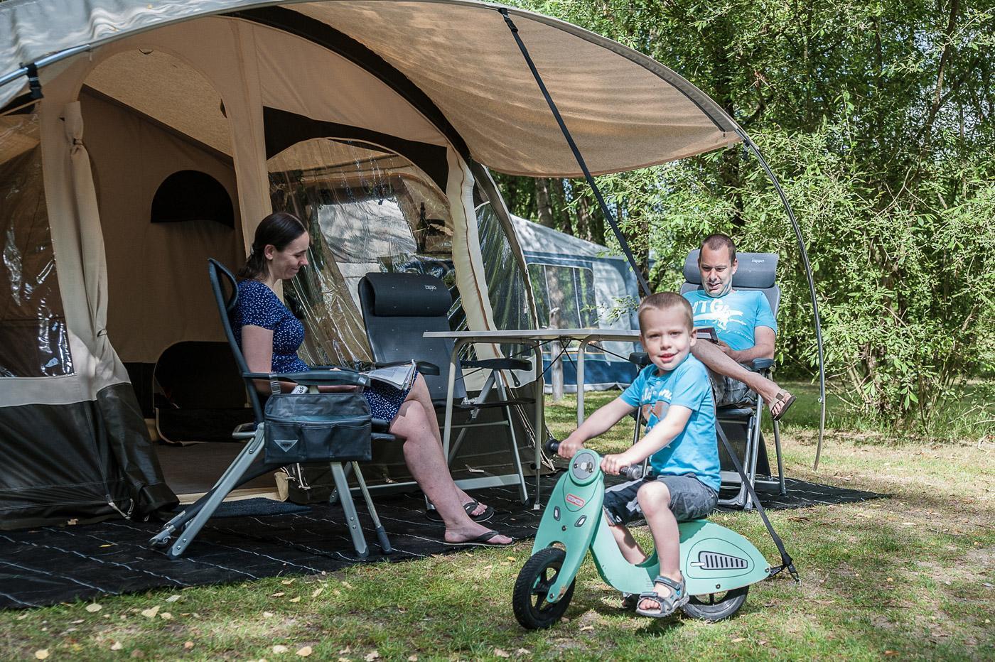 Camping Sites Et Paysages Les Saules à Cheverny Loire Valley Vacances En Famille Au Camping Sites Et Paysages Les Saules (3)