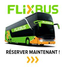 Flixbus Carmping Cheverny