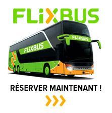 Logo réservation Flixbus