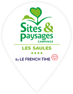 Logo van Camping Saules Cheverny Sites Paysages
