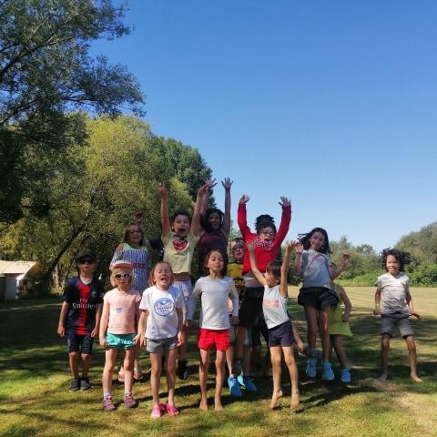 Camping Sites Et Paysages Les Saules Cheverny 2020 Animation Club Enfant