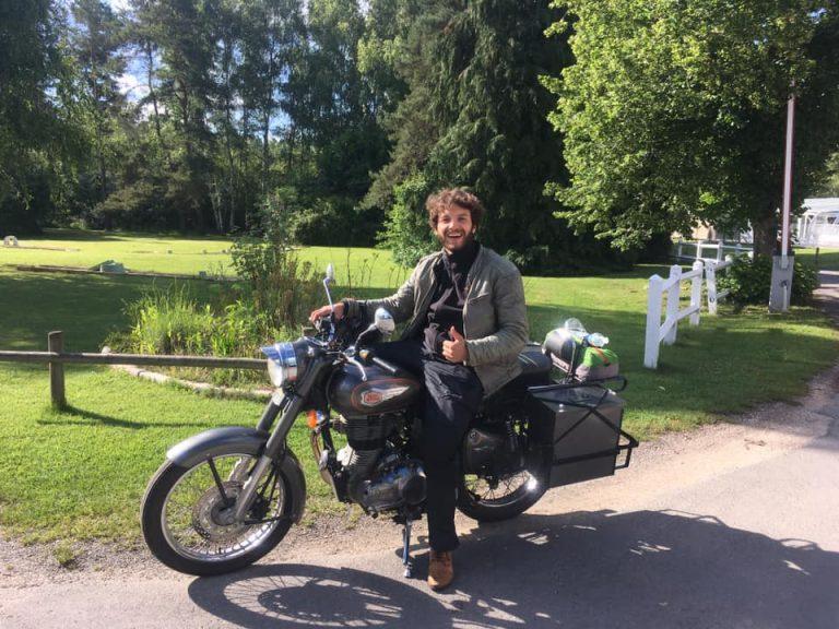Camping Sites Et Paysages Les Saules Cheverny Biker