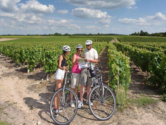 Chateaux by bike box